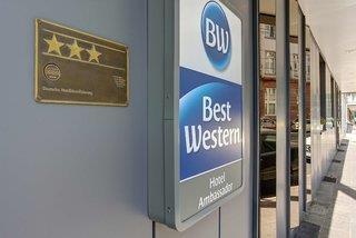 Best Western Ambassador Hotel 3*, Düsseldorf ,Nemecko