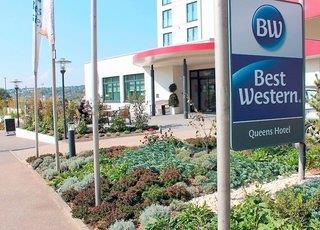 Best Western Queens Hotel Pforzheim Niefern