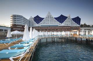 Orange County Resort 5*, Alanya - Okurcalar (Incekum) ,Turecko