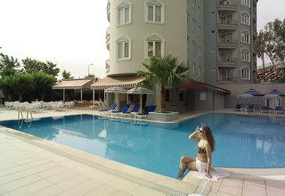 Holiday Line Beach Hotel  3*, Alanya - Konakli ,Turecko
