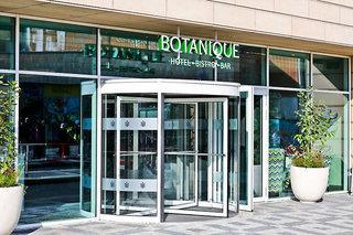 Botanique Hotel Prag - 1 Popup navigation
