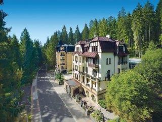Spa & Wellness Hotel St.Moritz Marienbad (Mariánské Lázne), Tschechien