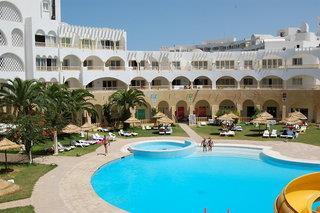 Delphin Ribat 3*, Monastir ,Tunisko