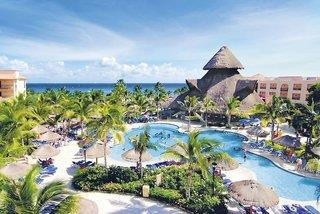Hotelbild von Sandos Playacar Beach Resort