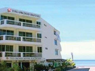 Orchid Hotel & Spa 4*, Kalim Beach (Patong - Insel Phuket) ,Thajsko