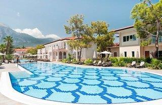 Hotelbild von Güral Premier Tekirova