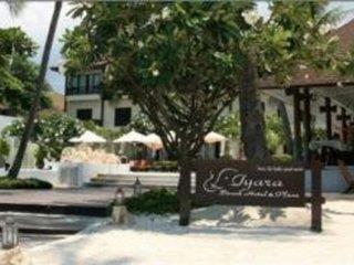 Iyara Beach Hotel & Plaza 3*, Chaweng Yai Beach North (Insel Koh Samui) ,Thajsko