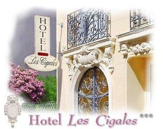 Les Cigales Nizza - 1 Popup navigation