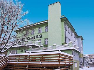 Wellness Hotel Central - 1 Popup navigation