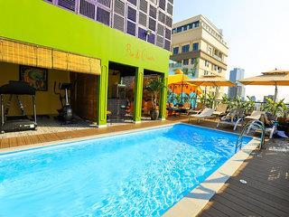 Asian Ruby demnächst Hotel De Charme Saigon