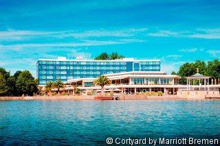Hotelbild von Courtyard by Marriott Bremen