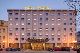 Imperial Hotel Ostrava - 1 Popup navigation