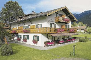 Hotelbild von Alpenglühn