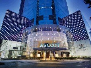 Ascott Huai Hai Road Shanghai 1