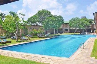 The Long Beach Resort 3*, Koggala ,Srí Lanka