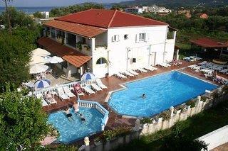 Leftis Romantica Apartments 3*, Moraitika (Insel Korfu) ,Grécko