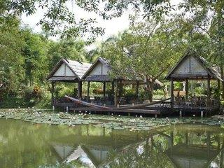 Santi Resort & Spa 4*, Luang Prabang ,Laos