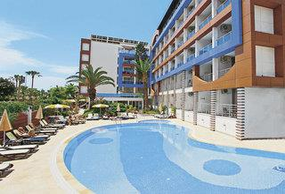 Hotelbild von Gardenia Hotel