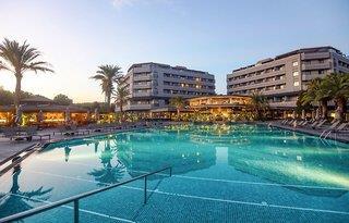 Hotelbild von Miramare Beach