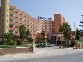 Kheops 3*, Nabeul ,Tunisko