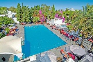 Hotelbild von Les Orangers Beach Resort