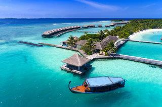 10 Tage in Kaafu (Nord Male) Atoll Sheraton Full Moon