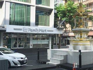Ma Hotel Bangkok 3*, Bangkok ,Thajsko