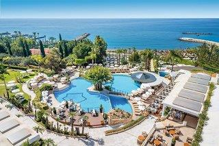 Mediterranean Beach in Agios Tychon (Limassol)