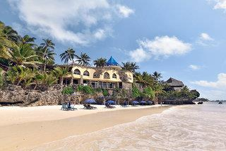Bahari Beach Hotel 4*, Nyali Beach (Mombasa) ,Keňa