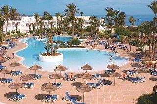Zephir Hotel and Spa 4*, Oase Zarzis ,Tunisko