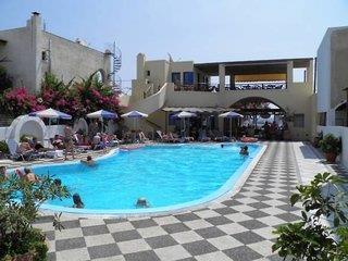 Levante Beach 3*, Kamari (Insel Santorin) ,Grécko