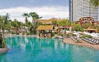 Centara Grand Mirage Beach Resort - Pattaya
