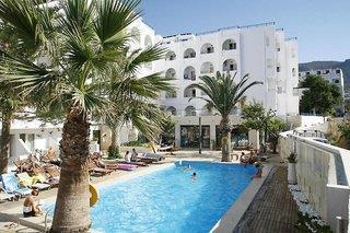 Hotelbild von Glaros Beach Hotel