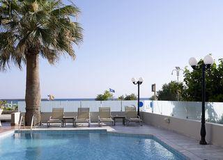 Hotelbild von Kriti Beach