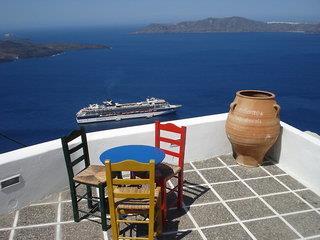 Manos 3*, Firostefani (Insel Santorin) ,Grécko