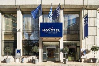 Hotelbild von Novotel Athenes