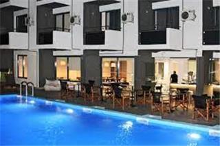 Amphitryon Boutique Hotel 4*, Rhodos Stadt (Insel Rhodos) ,Grécko