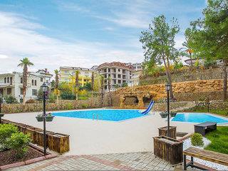 Green Life Hotel 4*, Alanya ,Turecko