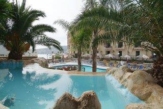Porto Azzurro Aparthotel 3*, Xemxija ,Malta