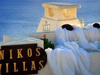 Nikos Villas 4*, Oia (Insel Santorin) ,Grécko
