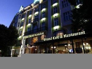 Grand Hotel London 5*, Warna (Varna) ,Bulharsko