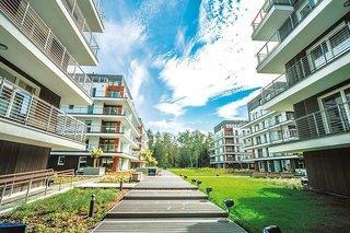 Hotelbild von Golden Tulip Miedzyzdroje Residence