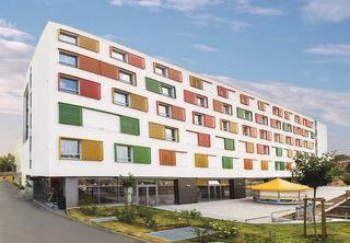 Hotelbild von JUFA Hotel Wien City