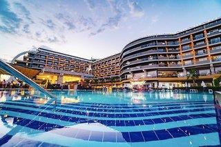 Senza Hotels The Inn Resort & Spa 4*, Alanya - Türkler ,Turecko