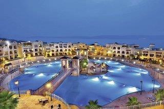 Crowne Plaza Jordan - Dead Sea Resort & Spa in Totes Meer - Sweimeh (Provinz Al-Balqa-Jordanien), Jordanien