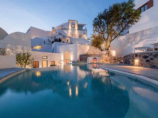 Senses Boutique & Suites 3*, Imerovigli (Insel Santorin) ,Grécko