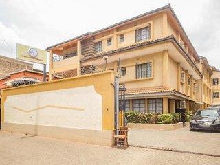 The Strand Hotel 3*, Nairobi ,Keňa