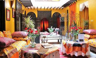 Riad SACR in Marrakesch, Marokko - Marrakesch