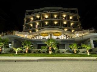 Hotel Saranda International 4*, Saranda ,Albánsko