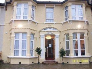 Britannia Inn 3*, London - Redbridge ,Spojené kráľovstvo